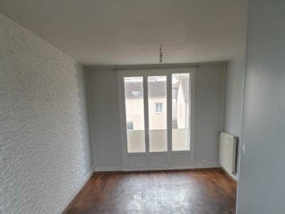 APPARTEMENT T3 A LOUER - CHALON SUR SAONE - 50,66 m2 - 525 € charges comprises par mois