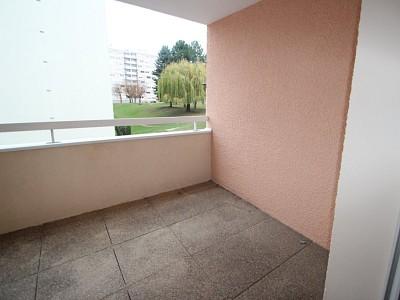 APPARTEMENT T3 A LOUER - CHALON SUR SAONE - 70 m2 - 696 € charges comprises par mois