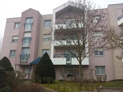 APPARTEMENT T3 A LOUER - DIJON MALADIERE - 72,32 m2 - 727 € charges comprises par mois