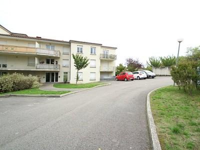 APPARTEMENT T3 A LOUER - LE CREUSOT - 51 m2 - 479 € charges comprises par mois