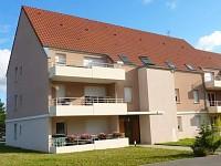 APPARTEMENT T3 A LOUER - LUX - 61,88 m2 - 624 € charges comprises par mois