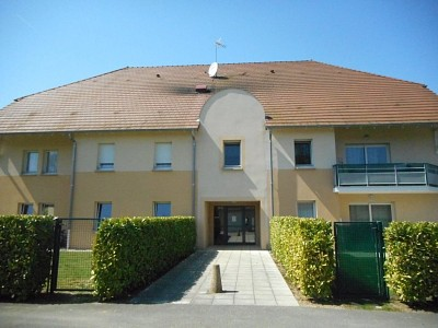 APPARTEMENT T3 A LOUER - SORNAY - 74,09 m2 - 590 € charges comprises par mois