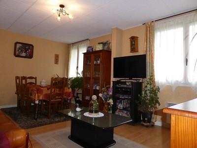 APPARTEMENT T3 A VENDRE - AUXONNE - 72,32 m2 - 86000 €