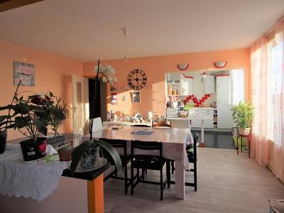 APPARTEMENT T3 A VENDRE - CHALON SUR SAONE BELLEVUE - 52,78 m2 - 39900 €