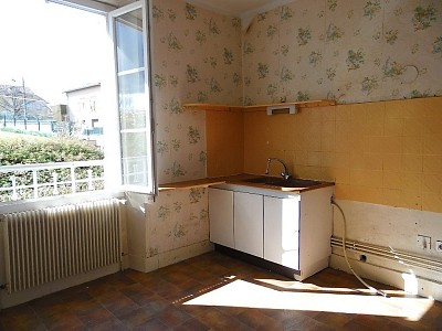 APPARTEMENT T3 - PARAY LE MONIAL - 61,94 m2 - VENDU
