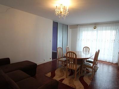 APPARTEMENT T4 A LOUER - DIJON - 73,91 m2 - 740 € charges comprises par mois