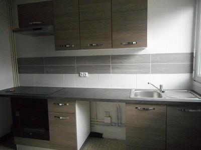 APPARTEMENT T4 A LOUER - LOUHANS - 70 m2 - 506 € charges comprises par mois