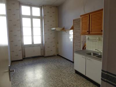 APPARTEMENT T4 A VENDRE - AUXONNE - 75,36 m2 - 77000 €