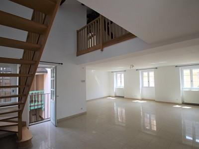 APPARTEMENT T6 A LOUER - CHALON SUR SAONE - 160 m2 - 972 € charges comprises par mois