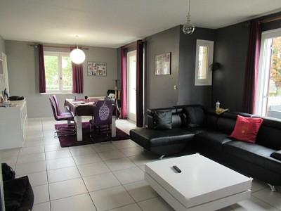 VILLA A VENDRE - BLANZY - 160 m2 - 225000 €