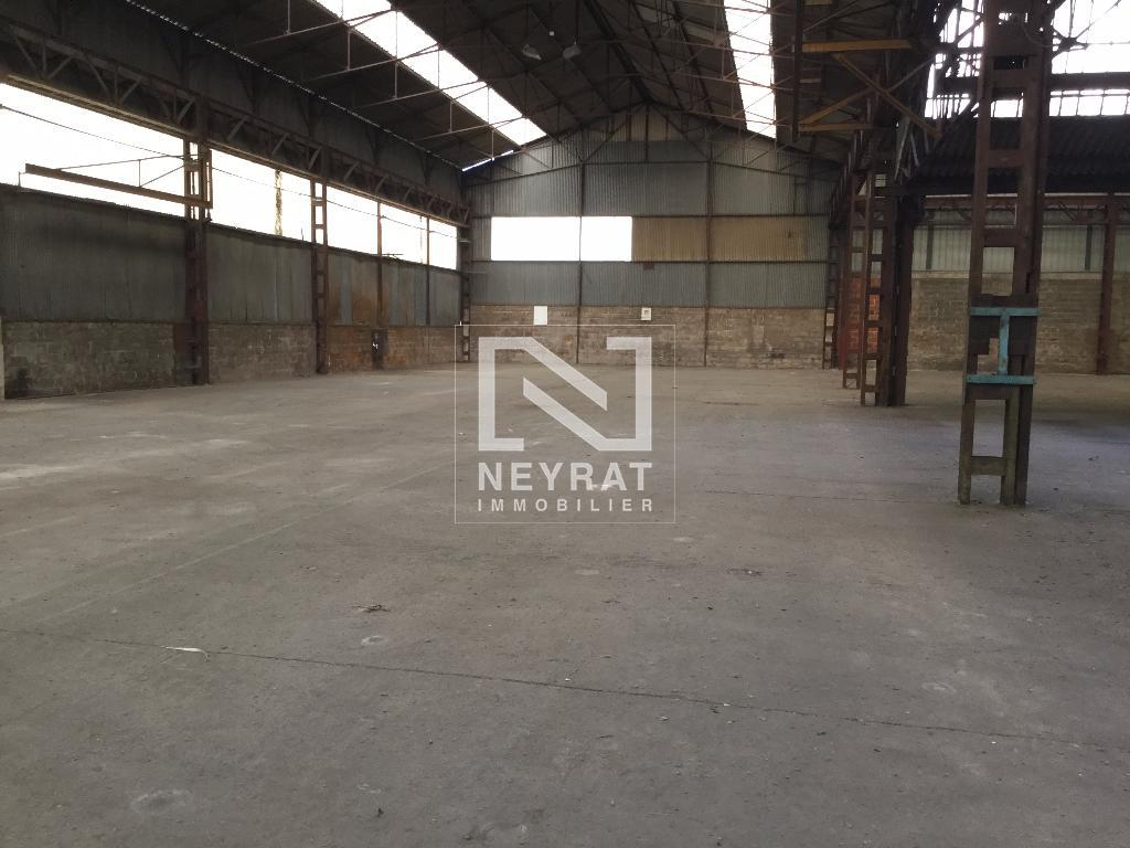LOCAL INDUSTRIEL A VENDRE - DIGOIN - 140 000 €