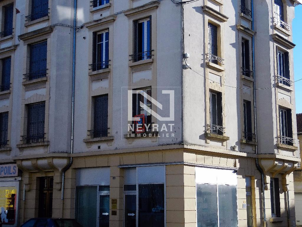 APPARTEMENT T2 - PARAY LE MONIAL - 46,48 m2 - VENDU