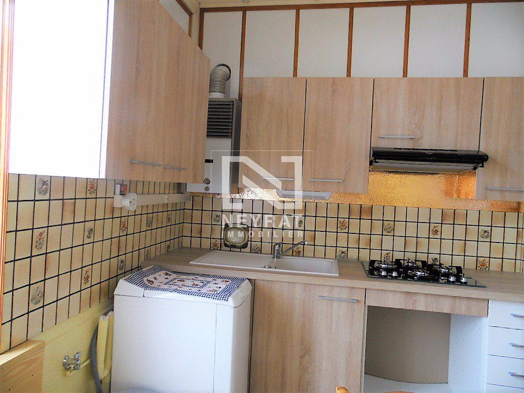 APPARTEMENT T3 - PARAY LE MONIAL - 62 m2 - VENDU