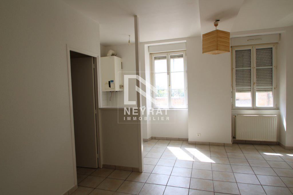 APPARTEMENT T3 - MERCUREY - 40,52 m2 - LOUÉ