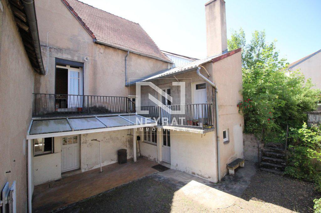 IMMEUBLE A VENDRE - PERRECY LES FORGES - 237,53 m2 - 74 900 €