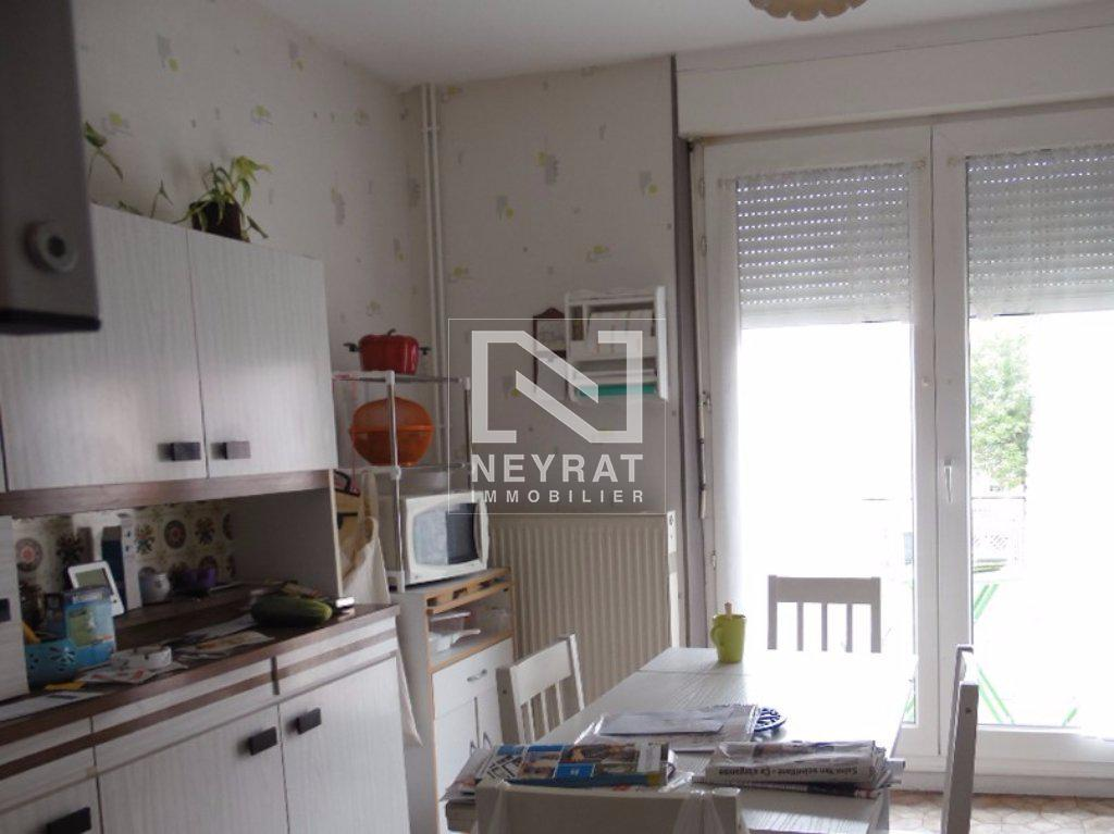 APPARTEMENT T3 A VENDRE - PARAY LE MONIAL - 58,08 m2 - 52 000 €