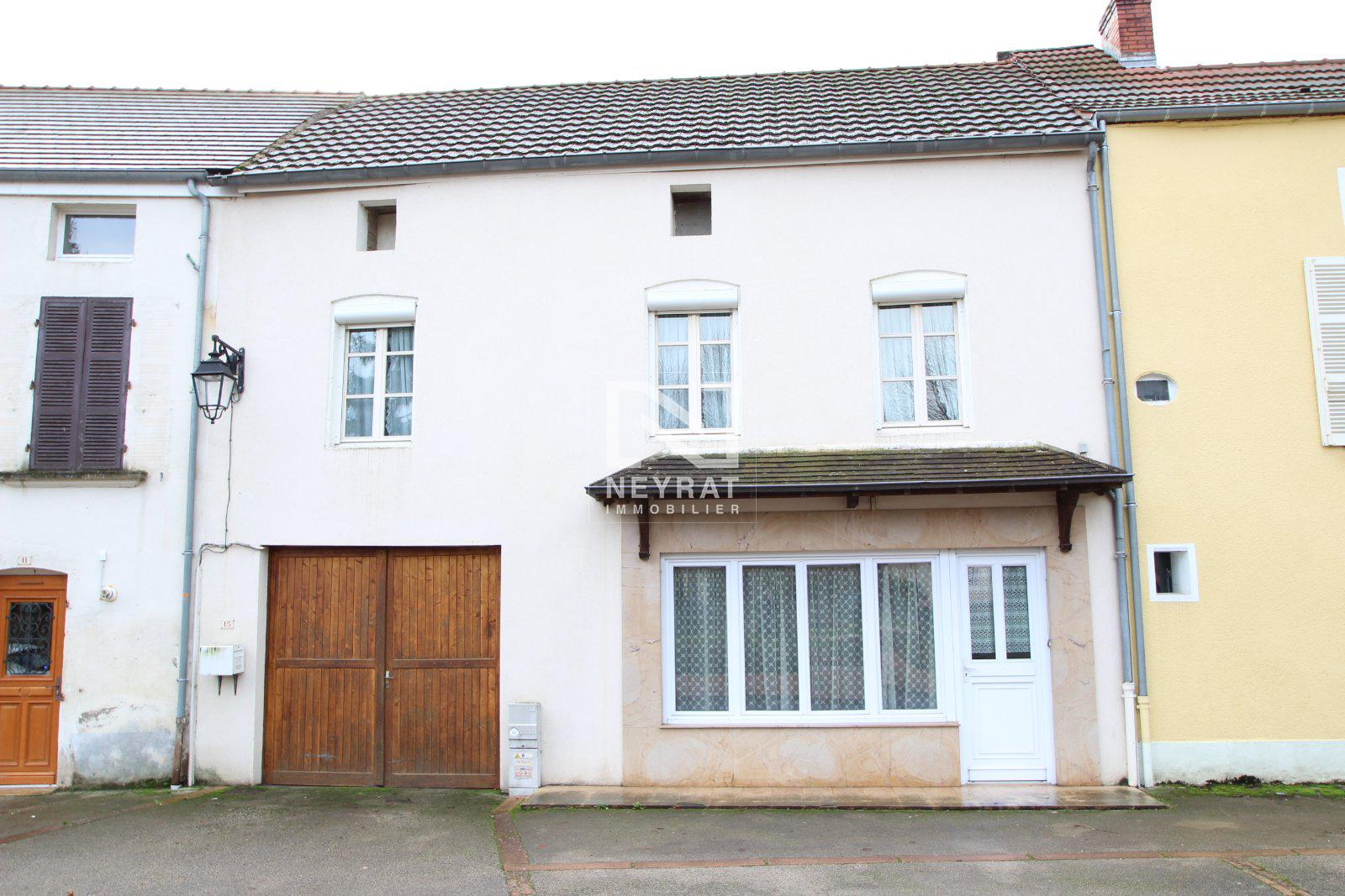 IMMEUBLE A VENDRE - RULLY - 171 m2 - 193 000 €
