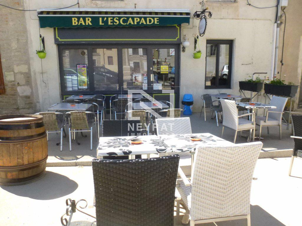 FONDS DE COMMERCE A CEDER - BAR - BRASSERIE - TABAC - RULLY - 82 200 €