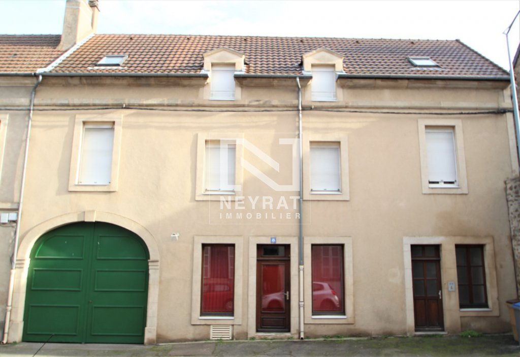 LOCAL D ACTIVITE A VENDRE - AUTUN - 235 m2 - 252 000 €