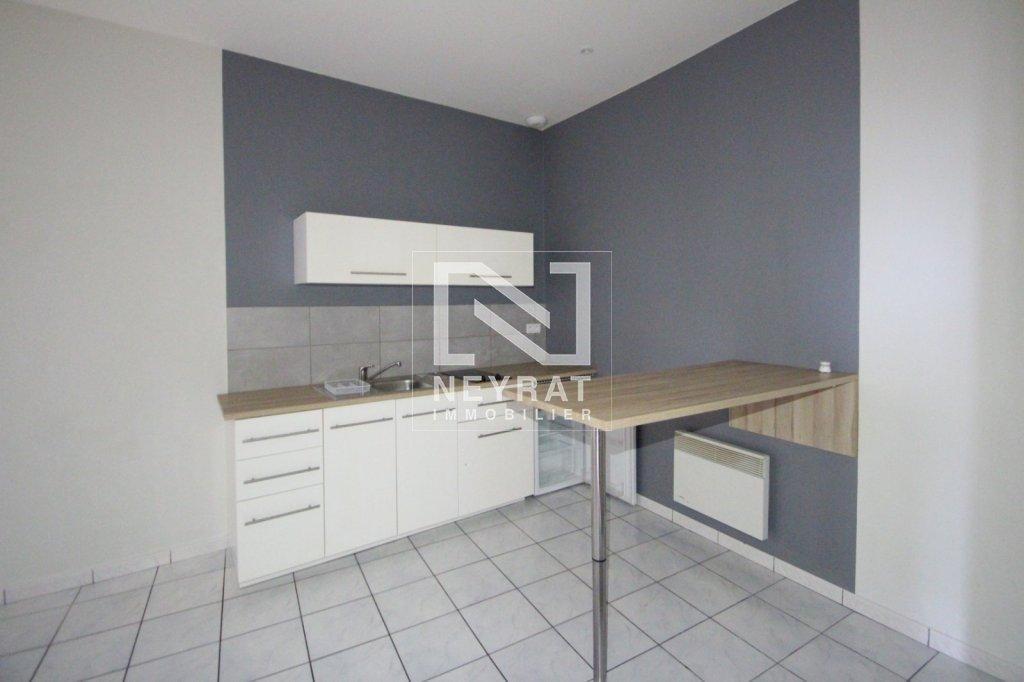 APPARTEMENT T2 A LOUER - CHALON SUR SAONE - 37 m2 - 405 € charges comprises par mois