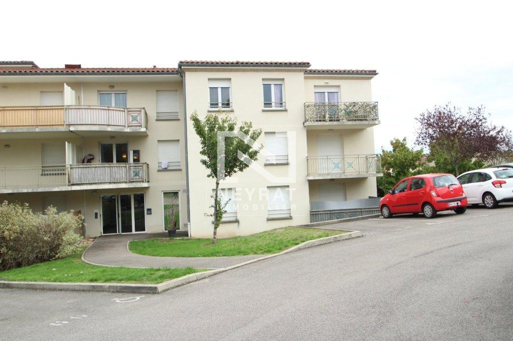 APPARTEMENT T2 A LOUER - LE CREUSOT - 40,19 m2 - 405 € charges comprises par mois