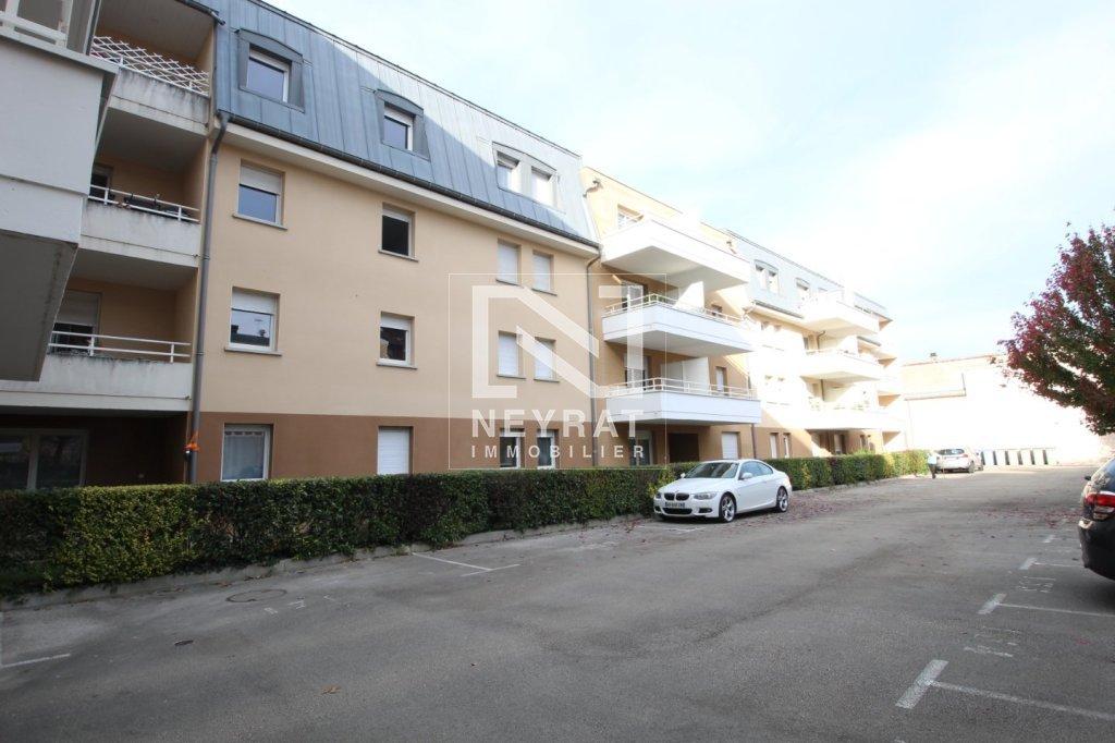 APPARTEMENT T3 A LOUER - LONS LE SAUNIER - 50 m2 - 540 € charges comprises par mois