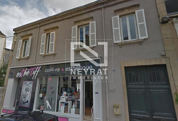 APPARTEMENT T3 A LOUER - PARAY LE MONIAL - 57 m2 - 395 € charges comprises par mois
