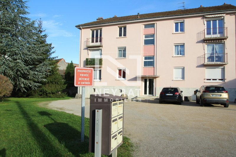 APPARTEMENT A VENDRE - CHAGNY - 68 m2 - 62 000 €