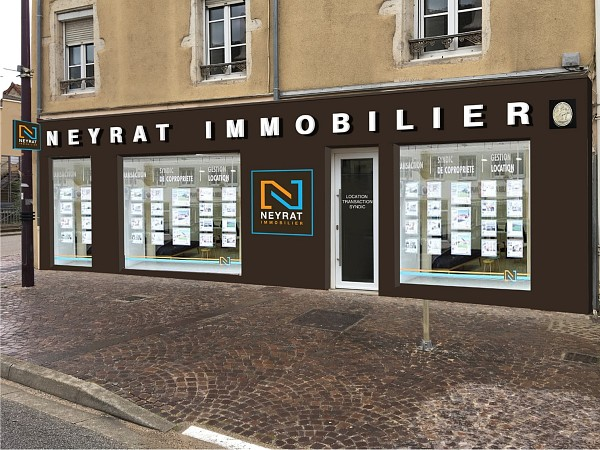 NEYRAT IMMOBILIER - Sennecey Le Grand