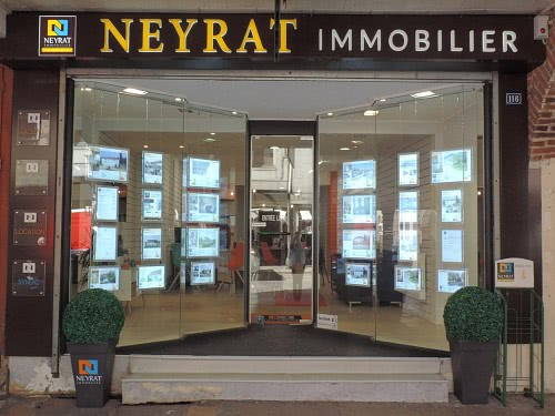 NEYRAT IMMOBILIER - Louhans