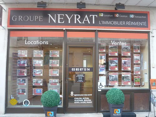 NEYRAT IMMOBILIER Chagny