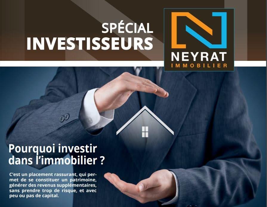 Pourquoi investir dans l'immobilier ? (1)