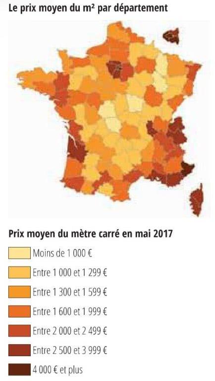 Quelle est l évolution du prix de l immobilier en France ? Va-t-on vers une baisse du prix immobilier ?